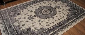 Особенности ковров из шерсти и акрила